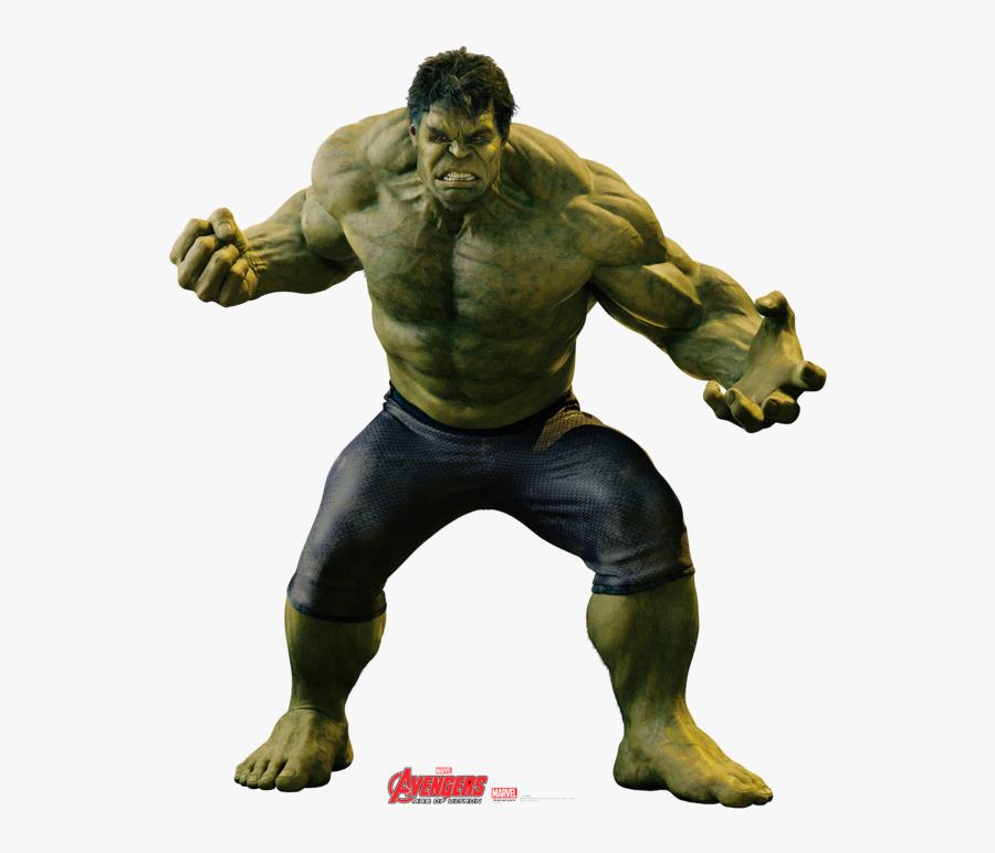 #hulk #png #render - Hulk Avengers Age Of Ultron Png, Transparent Clipart