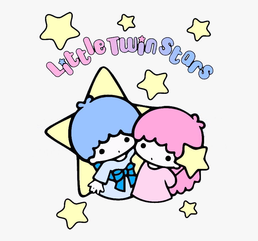 Com Kawaii Shop ❤ Little Twin Stars, Kawaii Shop, My - Little Twin Stars Coloring Page, Transparent Clipart