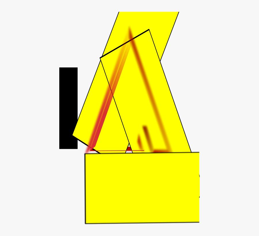 Triangulo De La Union - Triangle, Transparent Clipart