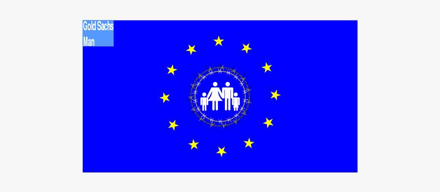 Union Europeene - Circle, Transparent Clipart