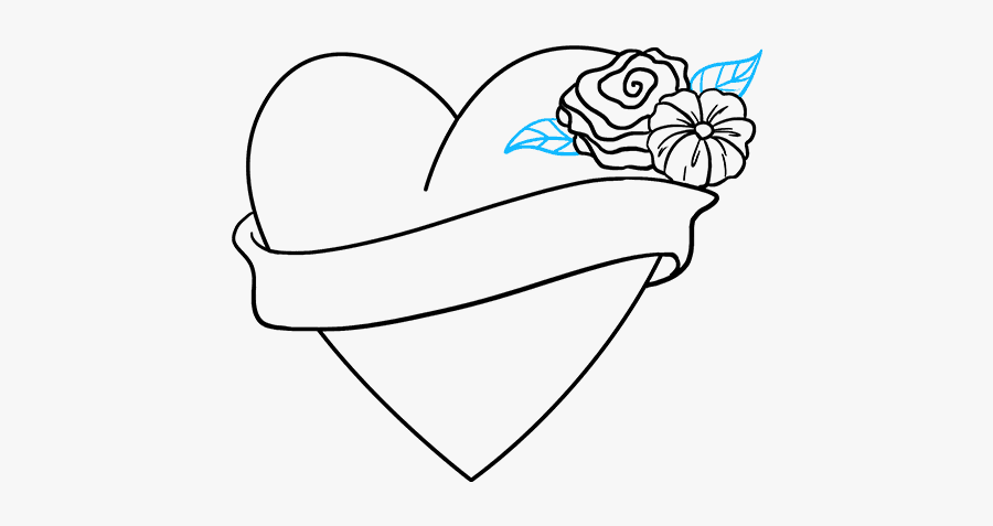 Heart Drawing I Love You, Transparent Clipart