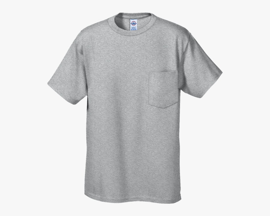 Pocket Tee Blank, Transparent Clipart