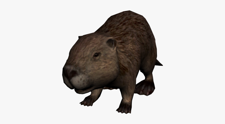 Clip Art Litterly Just A From - Beaver Of Animals Red Dead Redemption 2, Transparent Clipart