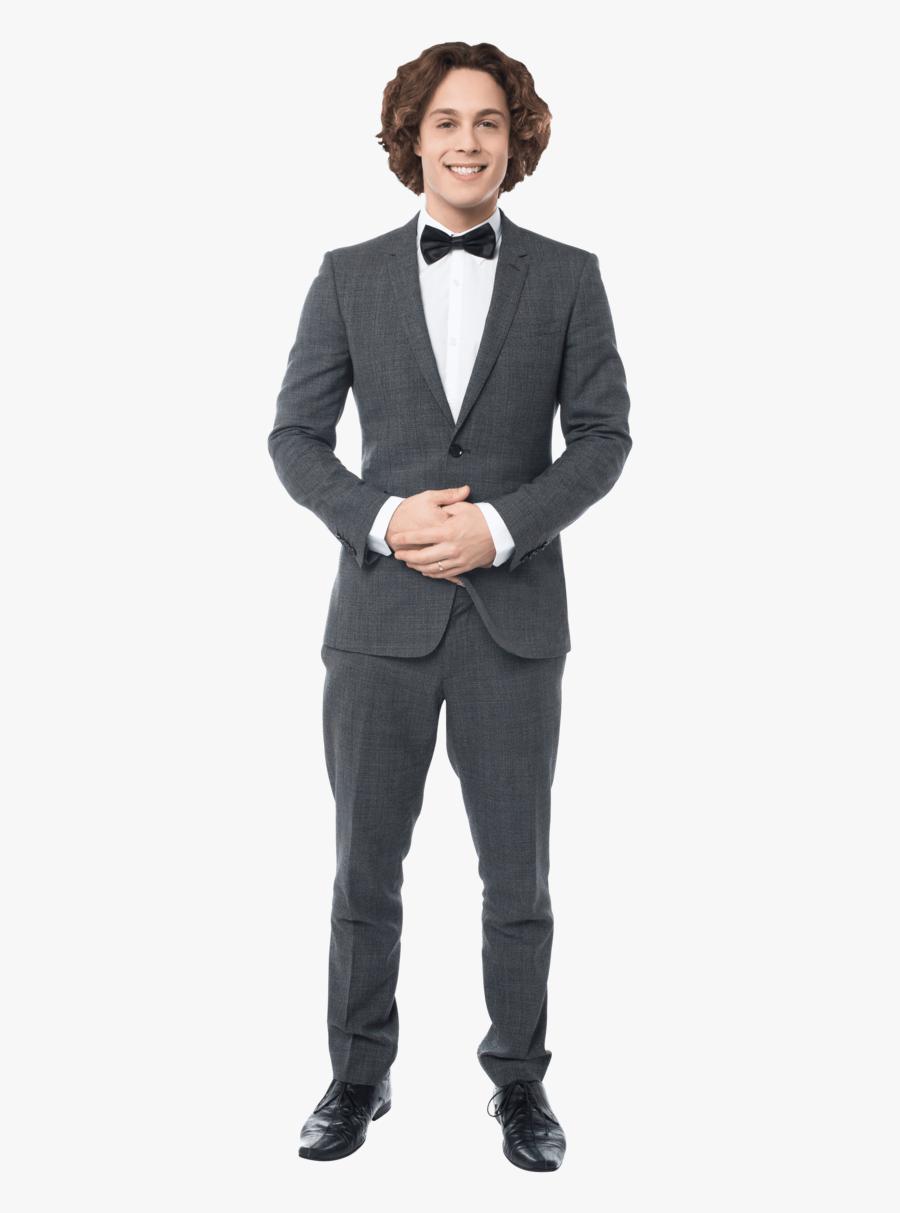 Guy In Suit Png - Men In Suit Png, Transparent Clipart