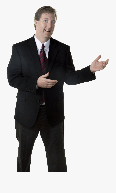 Businessman In Suit Png - Business Man Png Transparent, Transparent Clipart