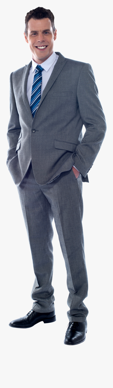 Man In A Suit Png - Man In Suit Png, Transparent Clipart