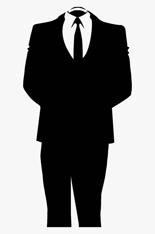 Man Business Suit Black Png Image - Business Clothes Transparent, Transparent Clipart