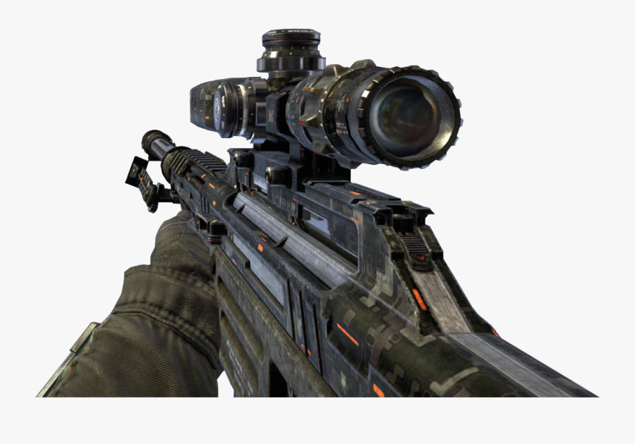 Call Of Duty Call Of Duty Sniper Rifle Png Black Ops Iii Xpr 50