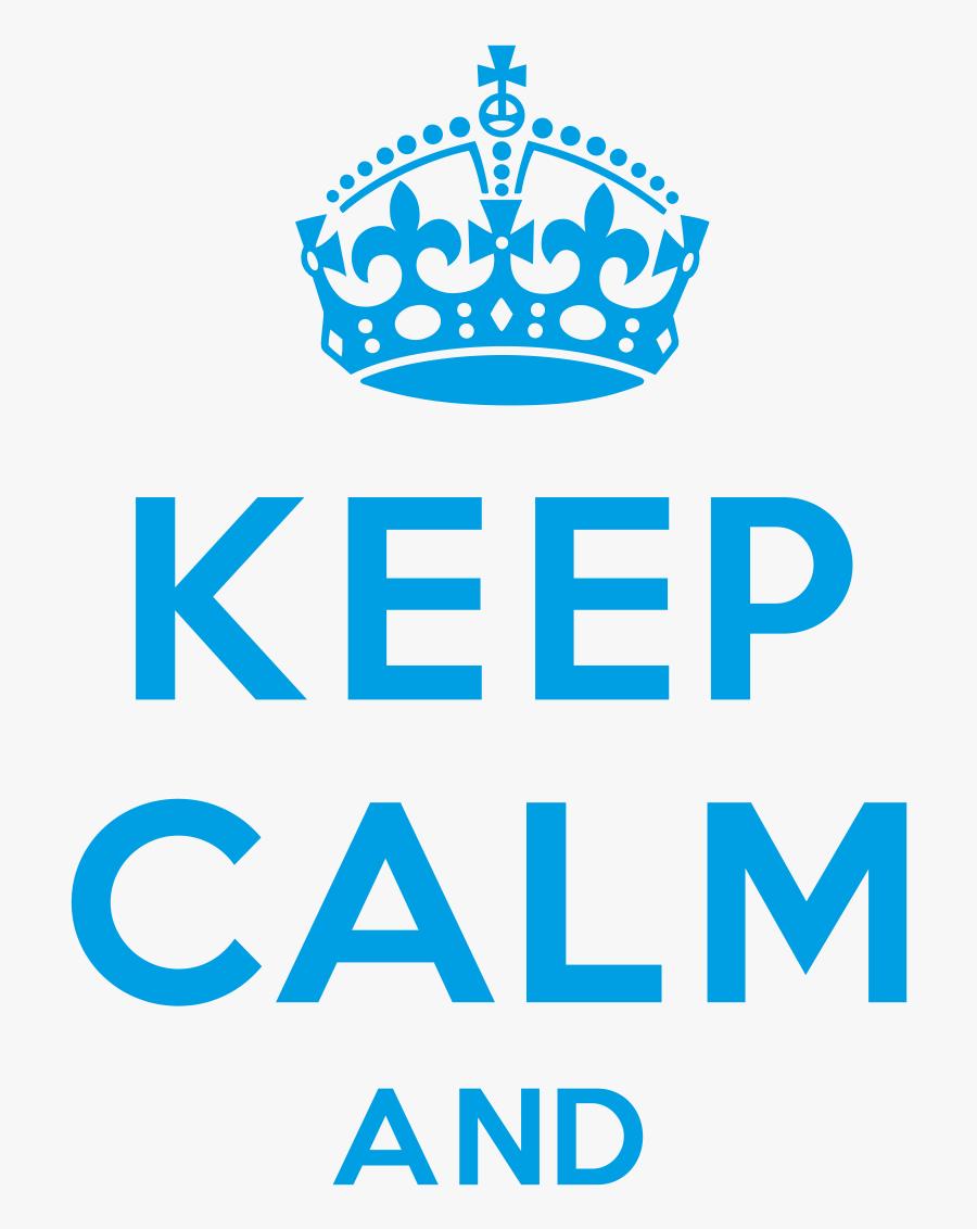 Bavaglino Neonato Personalizzato Clipart , Png Download - Keep Calm Png Logo, Transparent Clipart