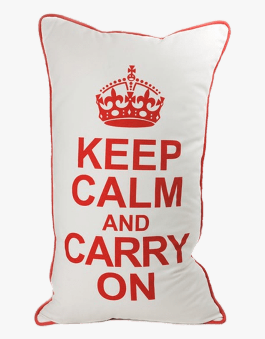 Keep Calm And Carry, Transparent Clipart