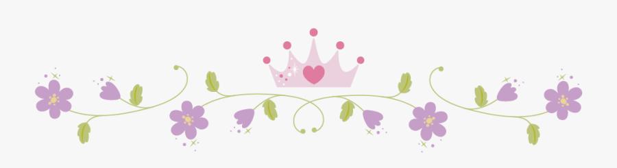 #cross #florals #flowers #leaves #vines  #divider #header - Flower Crown Png Vector, Transparent Clipart