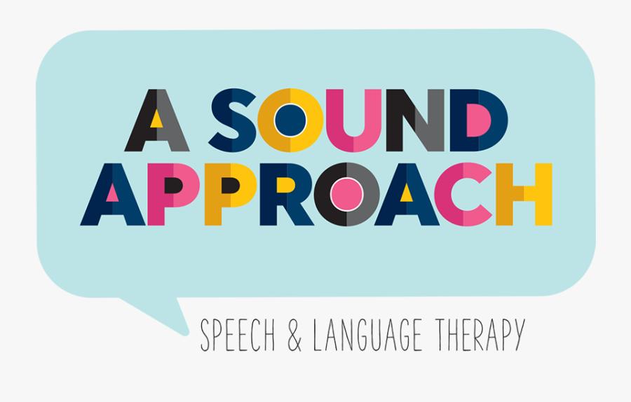 Speech Language Pathology Clipart - Graphic Design, Transparent Clipart