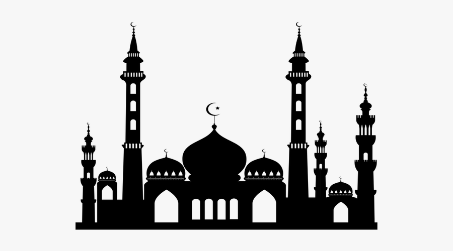 Mosque Clipart Arabic Mosque - Mosque With No Background, Transparent Clipart