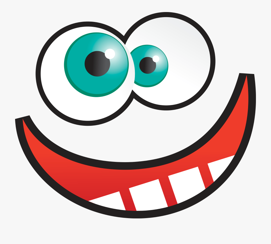 Transparent Spooky Eyes Clipart Funny Cartoon Eyes Png Free