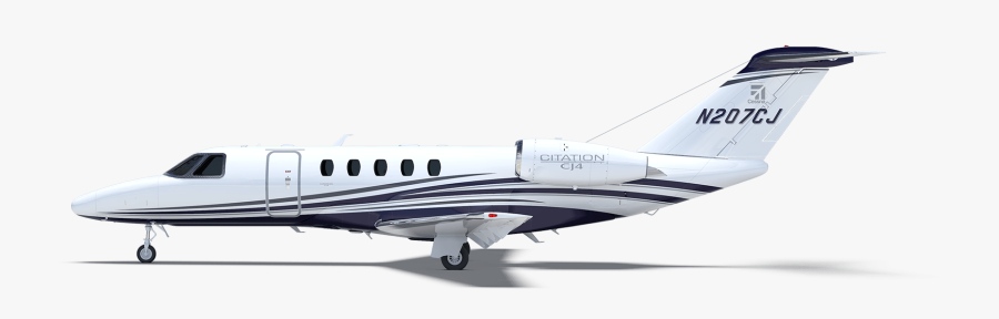 Move Your Mouse Over The Image To Pause - Private Jet Side View Png, Transparent Clipart