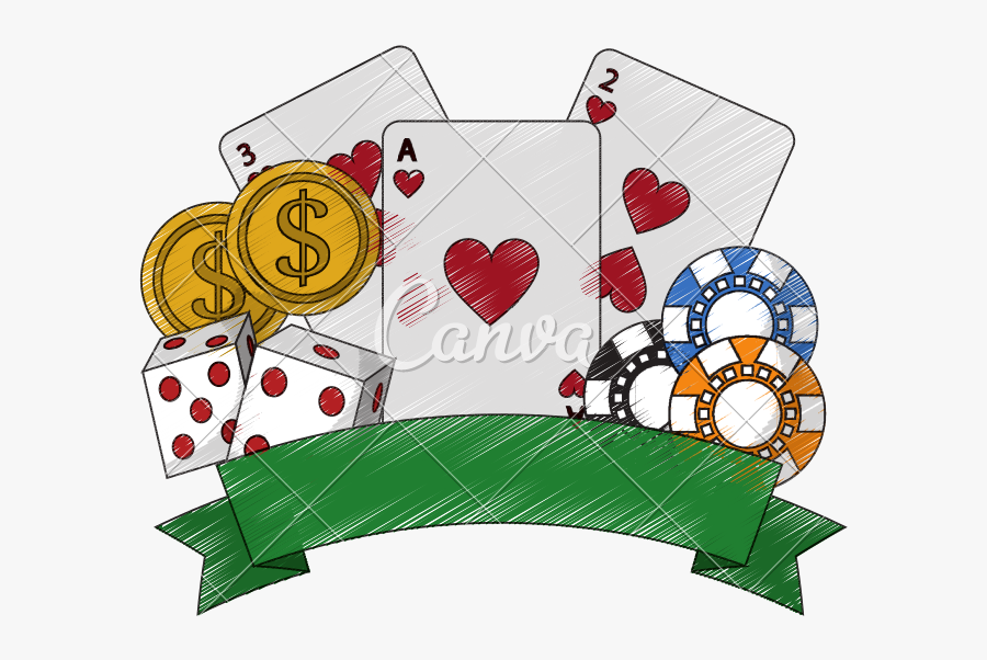 Card Clipart Dice Card - Fancy Queen Card Icon, Transparent Clipart