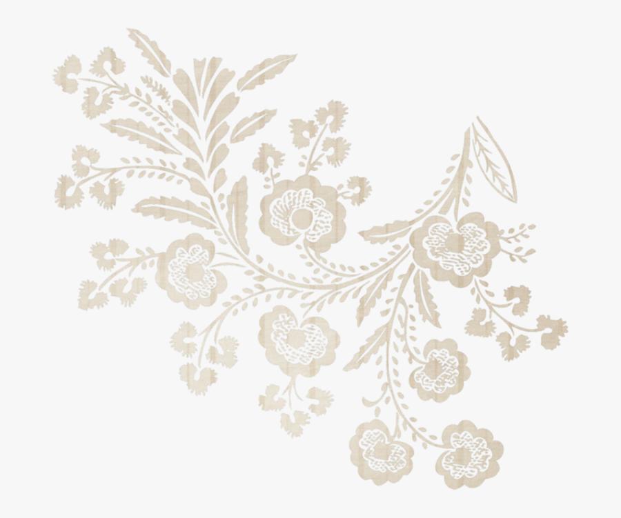 Lace Desktop Wallpaper Transparency And Translucency - Corner Lace Png, Transparent Clipart