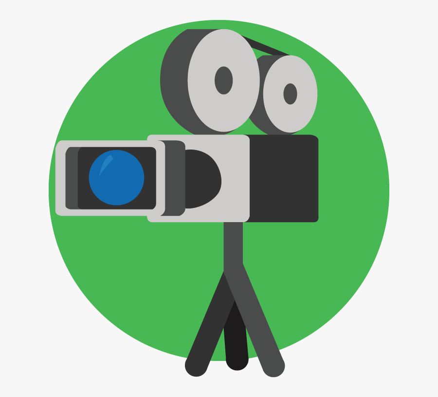 Acater Clipart Video Recording - Video Recording Transparent Png, Transparent Clipart
