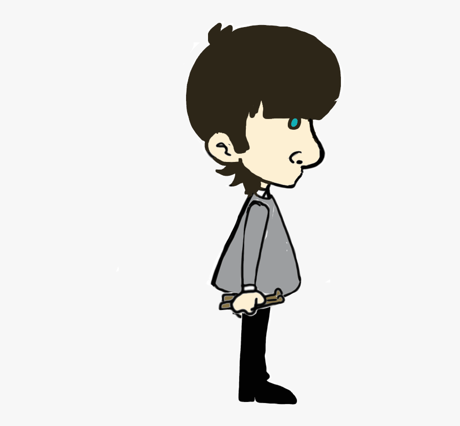 Ringo For Walk Cycle Animation By Sixproductions - Realistic Animated Walk Cycle, Transparent Clipart