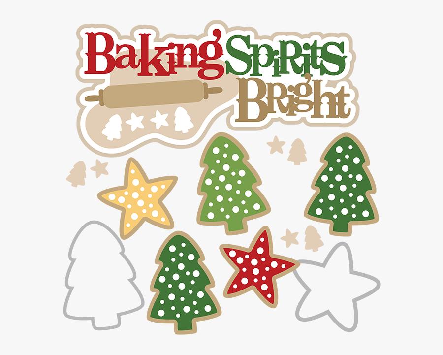 Christmas Baking Clipart - Christmas Baking Clipart Free, Transparent Clipart