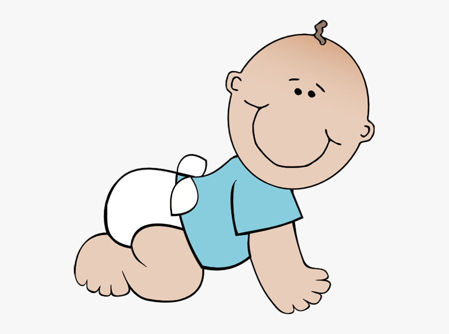 Transparent Baby Crawling Png Baby Boy Clipart Free Transparent Clipart Clipartkey