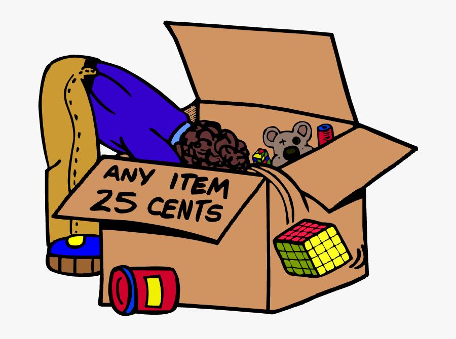 Clip Art Free Yard Sale Clip Art - Garage Sale Items Clipart, Transparent Clipart