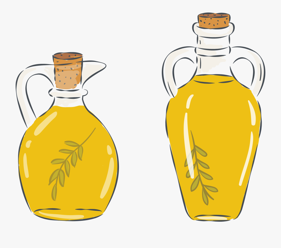 Cliparts Vegetable Oil - Cooking Oil Clipart Png, Transparent Clipart