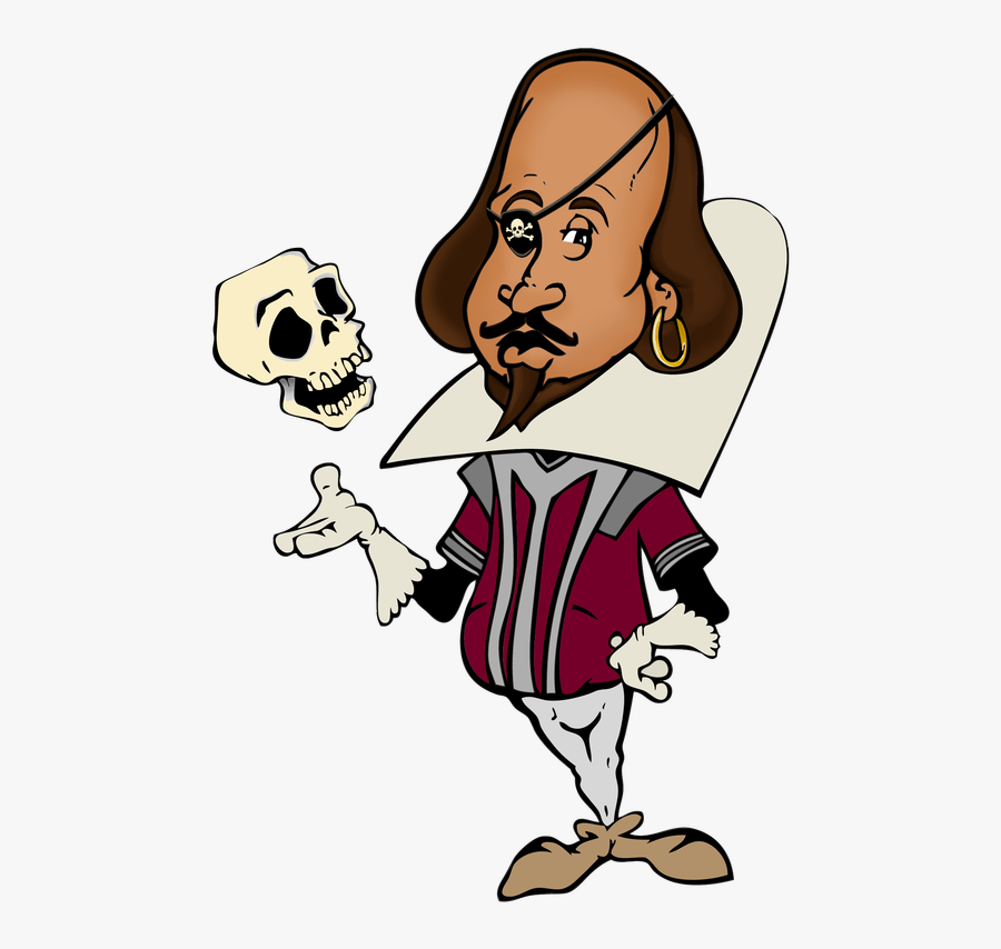 Poem Clipart Performance Poetry - Shakespeare Clipart Png, Transparent Clipart