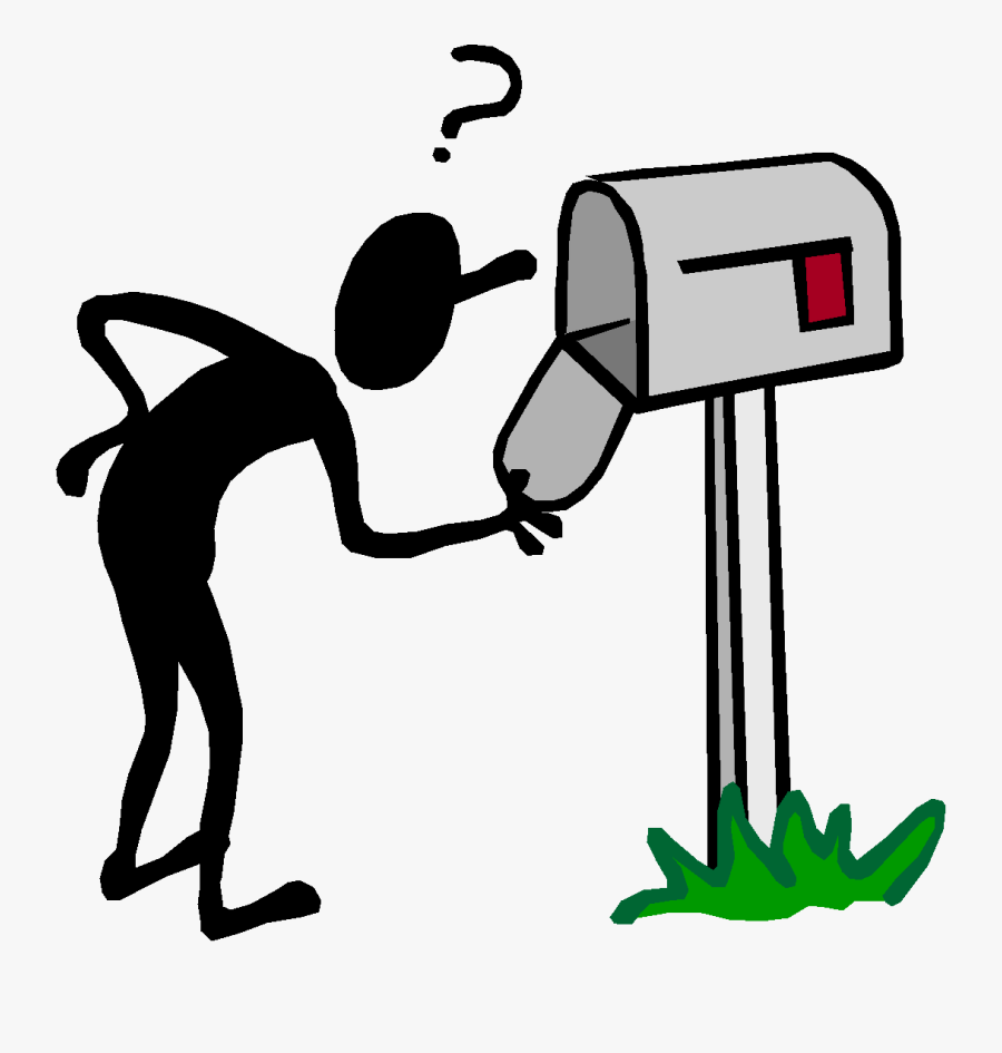 Ode To An Overconfident Wordsmith - No Mail, Transparent Clipart