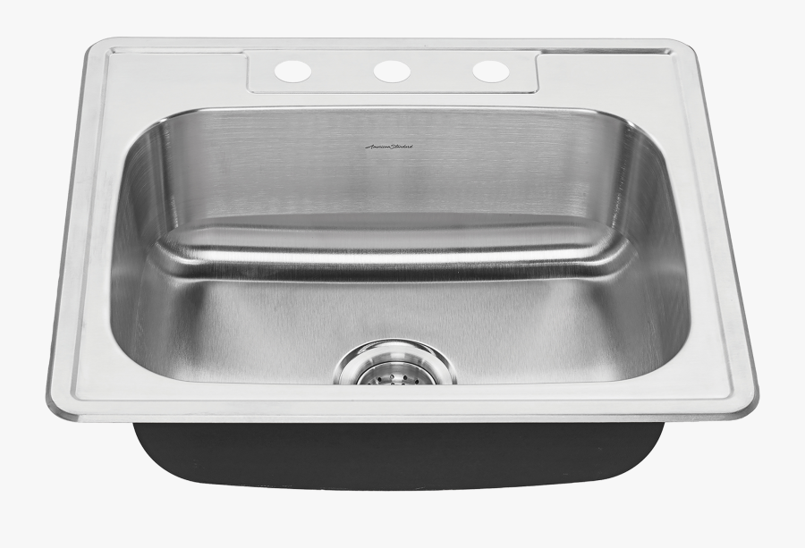 Clip Art Sink Pictures - 4 Cc Stainless Steel Sink, Transparent Clipart