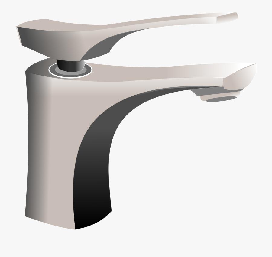 Tap,plumbing Fixture,hardware - Sink Tap Clipart, Transparent Clipart