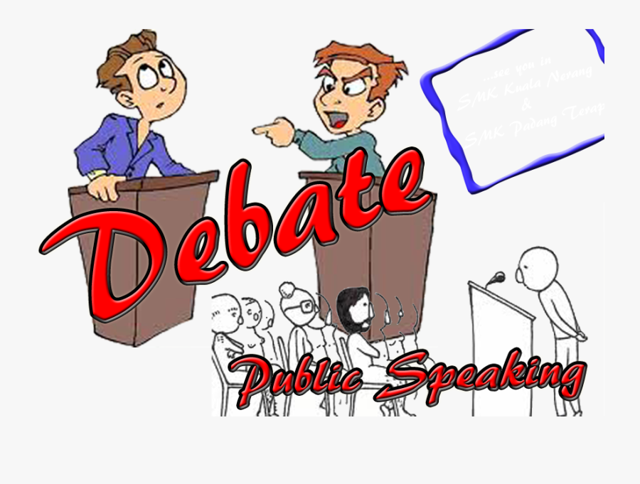 Politics Clipart Debate Competition - Banner For Debate Competition, Transparent Clipart