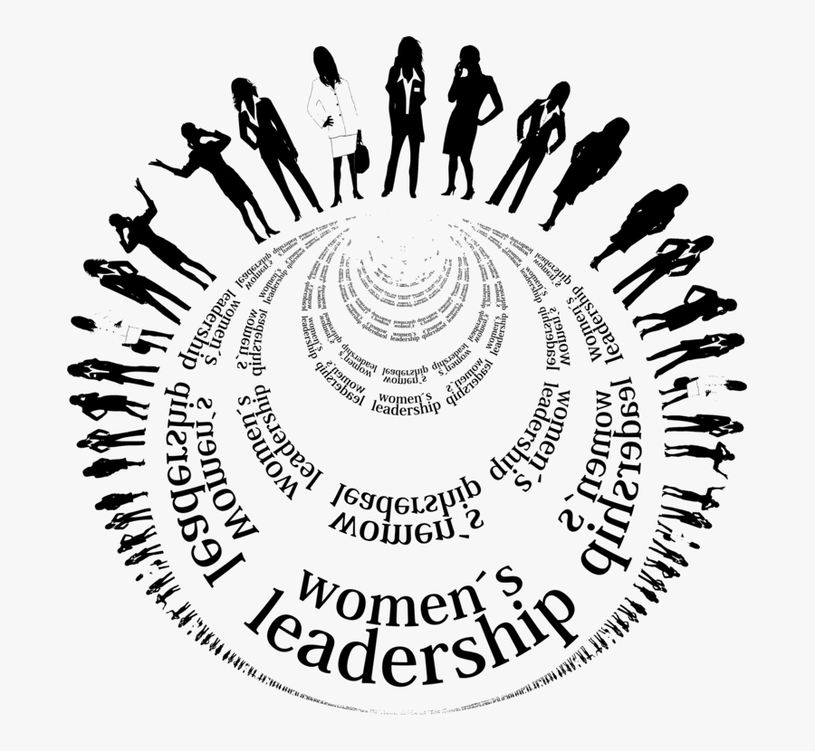 Human - Women In Leadership Png, Transparent Clipart