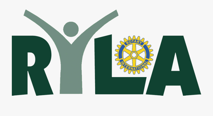 Club Youth Leadership Clipart - Rotary Youth Leadership Awards, Transparent Clipart