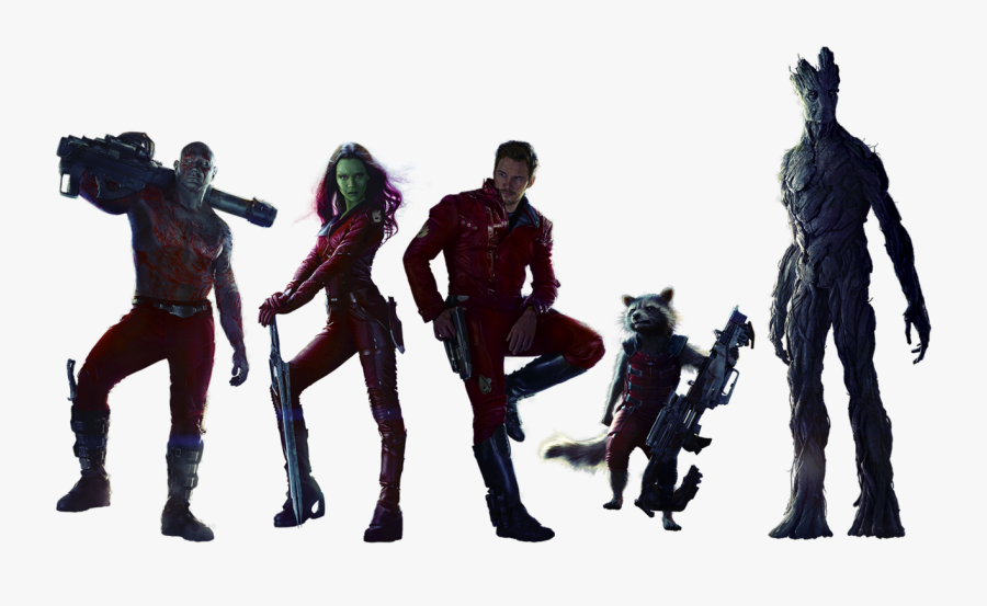 Guardians Of The Galaxy Trans - Guardians Of The Galaxy Transparent, Transparent Clipart