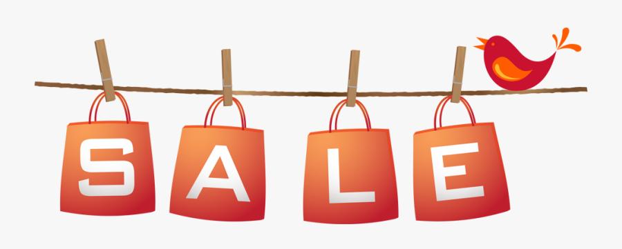Clothing Sale Clip Art, Transparent Clipart