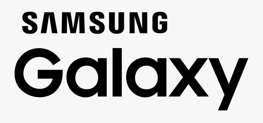 Samsung Galaxy Logo Png - Samsung Galaxy A6 Logo, Transparent Clipart