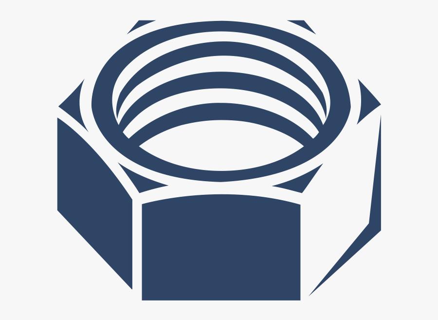 The Garage - Nut Bolt Illustration Png, Transparent Clipart