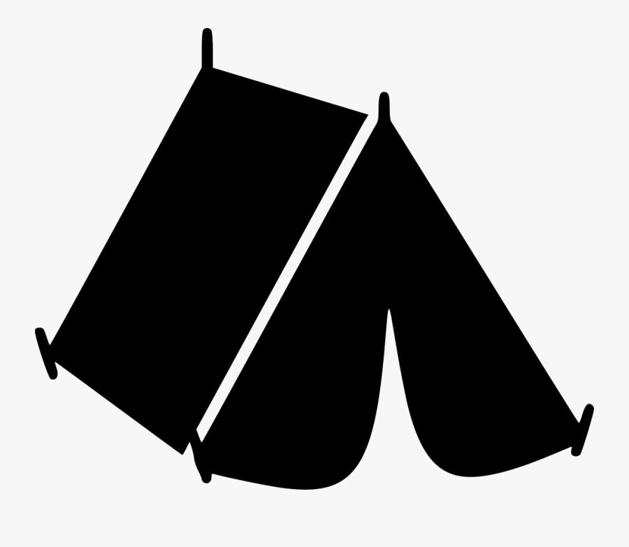 Black Tent Png, Transparent Clipart