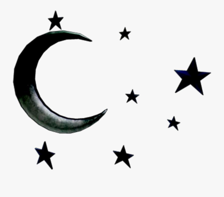 Brilliant Moon And Stars Roblox, Transparent Clipart