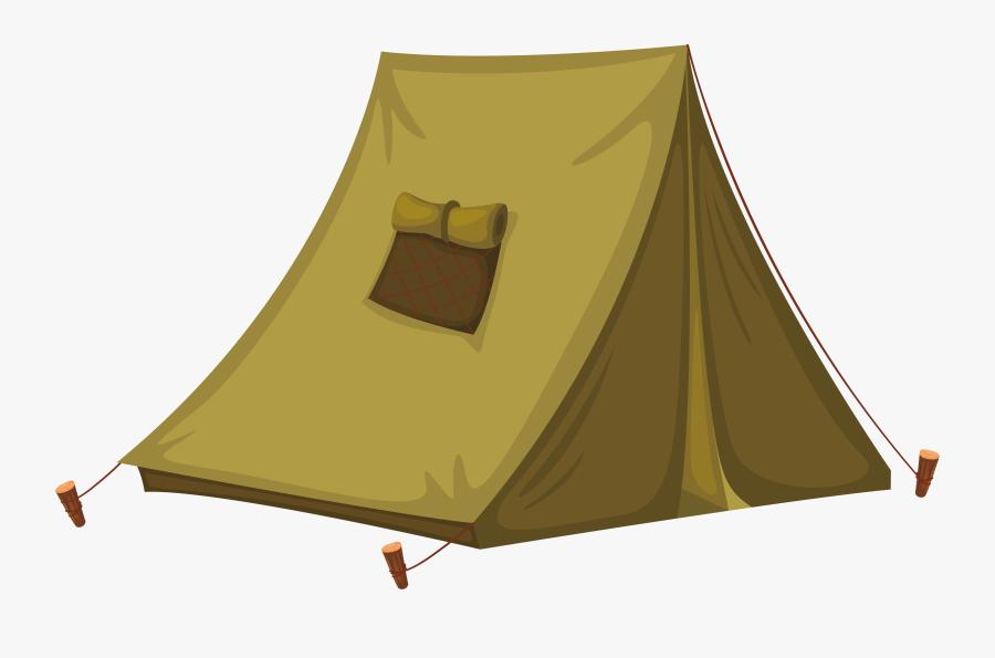 Tent Transparent Tree - Tent Png, Transparent Clipart