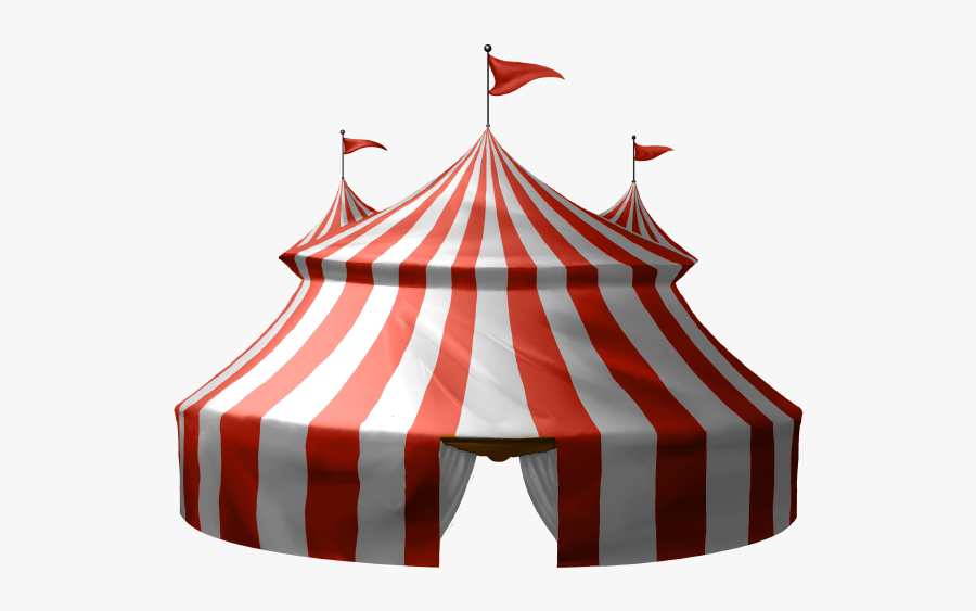 Tent Clipart Clipground - Circus Tent Transparent Background, Transparent Clipart