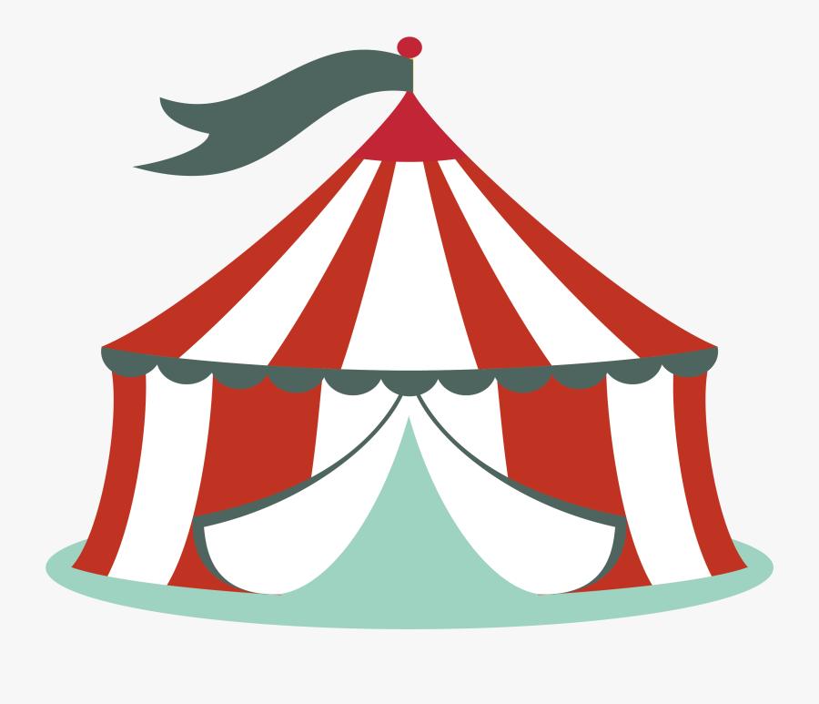 Event Tent Clipart - Greatest Showman Circus Tent, Transparent Clipart
