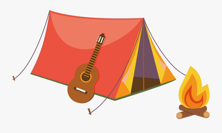 Tent Camping Icon - Camping Icon, Transparent Clipart