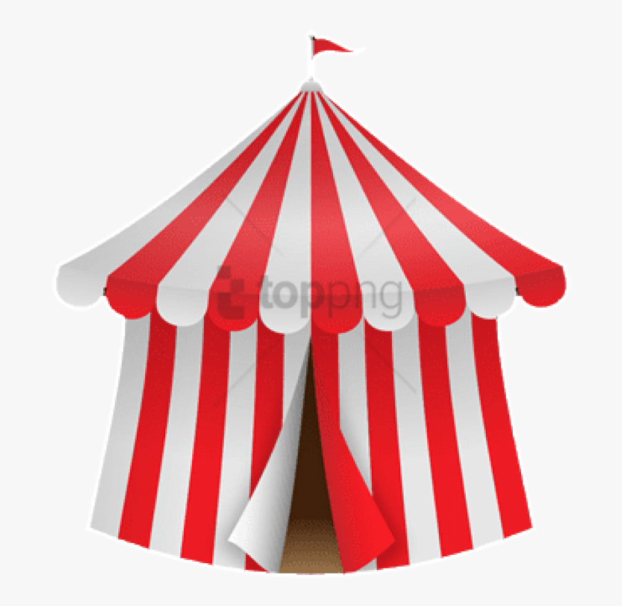 Free Png Carnival Tent Png Png Image With Transparent - Circus Tent No Background, Transparent Clipart