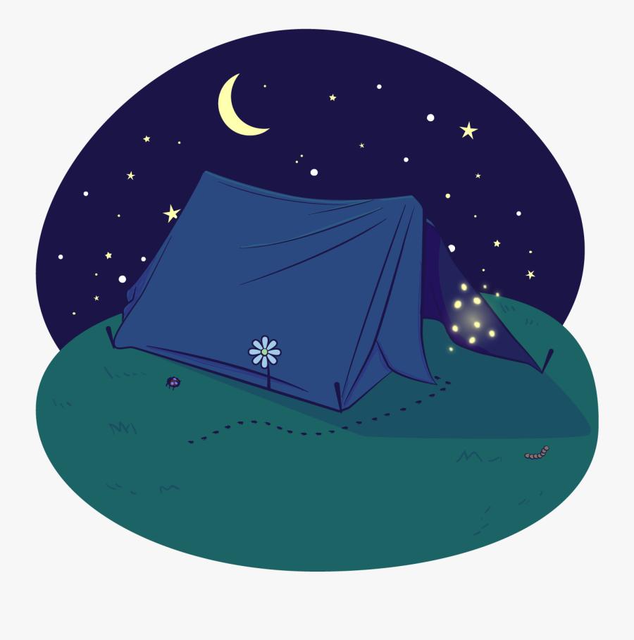 Tent Illustration Outdoors Transprent - Gloucester Road Tube Station, Transparent Clipart