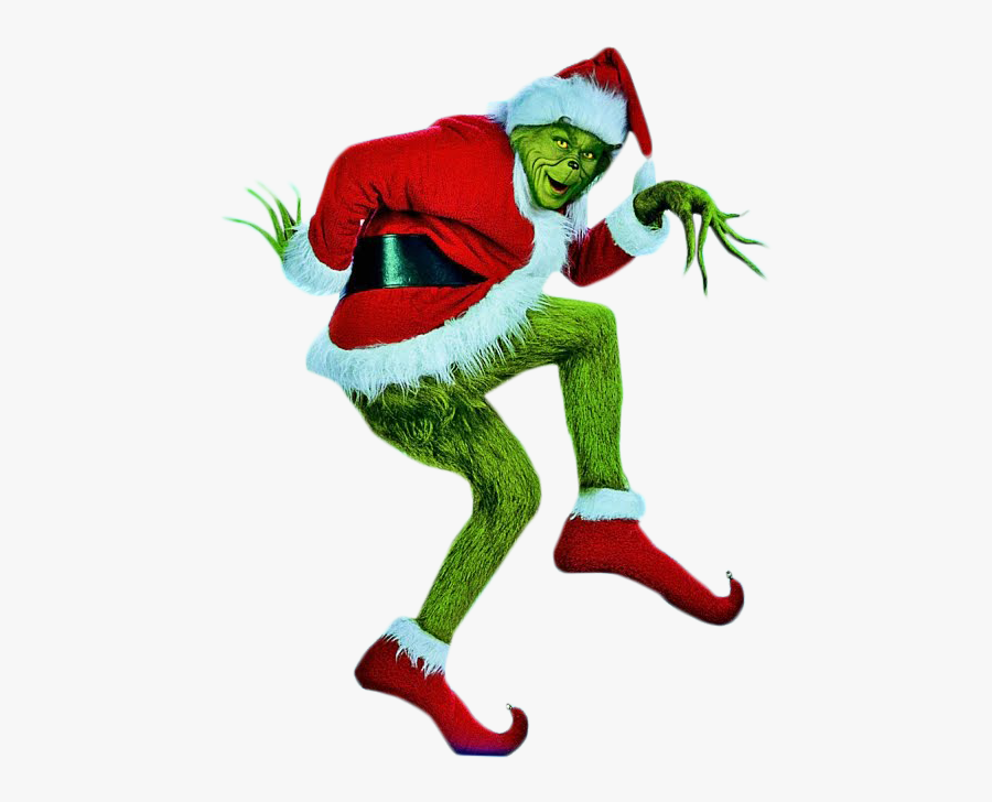 Grinch Clipart For Free Download - Grinch Stole Christmas, Transparent Clipart