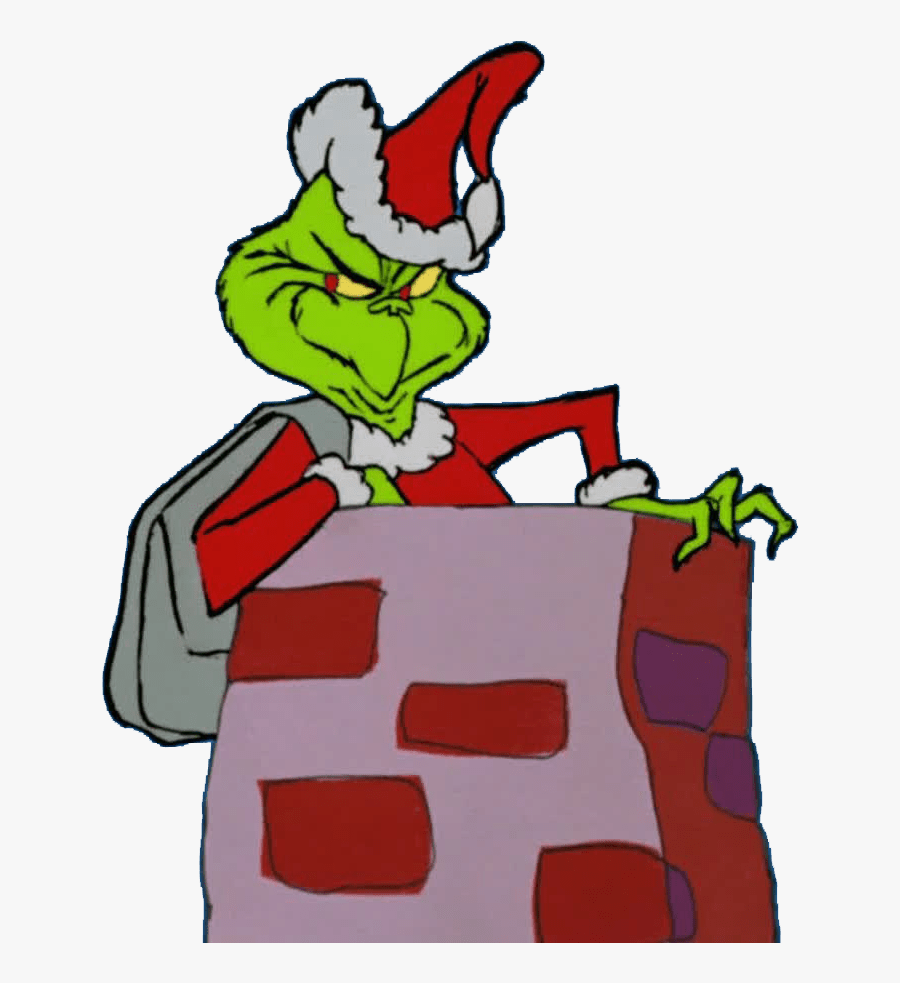 """""""the Grinch"""" Is A Mix Of The Two Movies - Grinch Stole Christmas Cartoon, Transparent Clipart"""