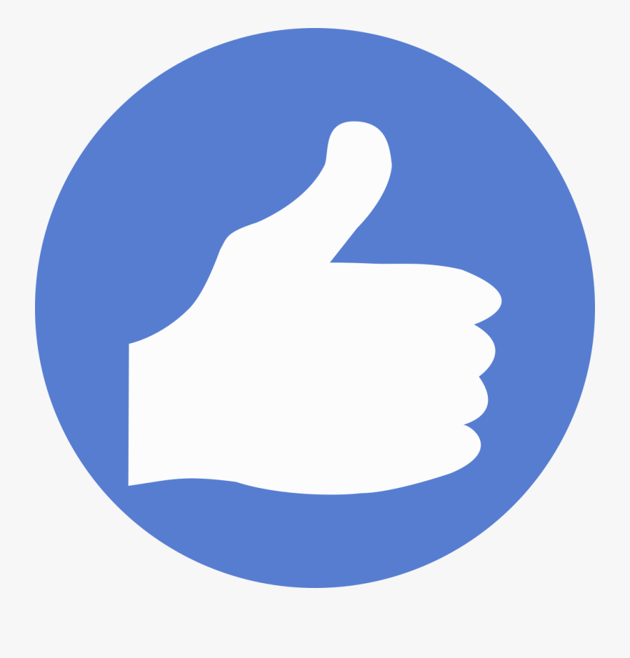 Transparent Thumbs Up And Down Clipart - Icon Of Thumbs Up, Transparent Clipart