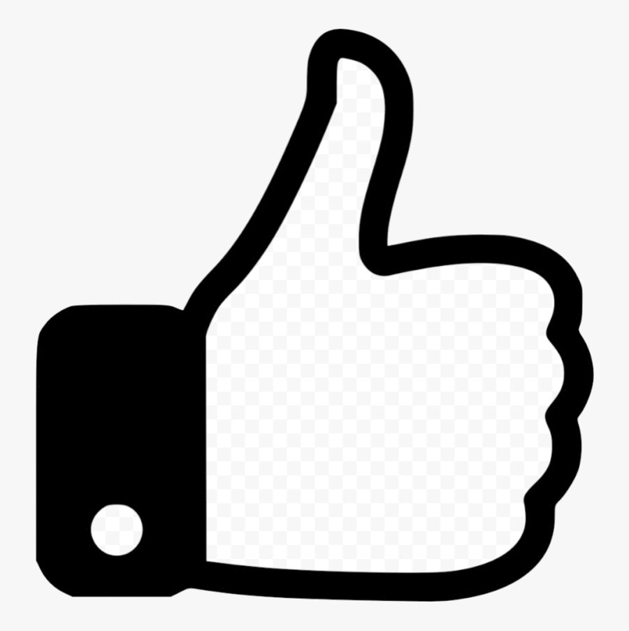 Thumbs Up File Free Icon Clipart Transparent Png - Thumbs Up Symbol Png, Transparent Clipart